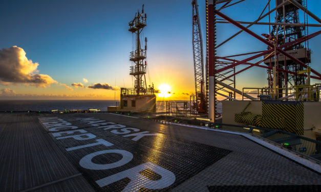 Maersk Drilling awarded one-well exploration contract by MOL Norge in Norway