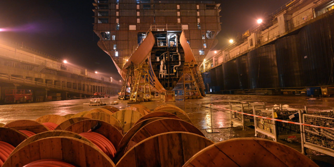 Nexans wins 5-year contract extension to supply cables for the world's leading ship builder Chantiers de l'Atlantique