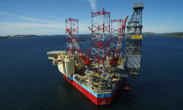 Maersk Drilling lands one-well contract for low-emission rig Maersk Integrator under Aker BP alliance