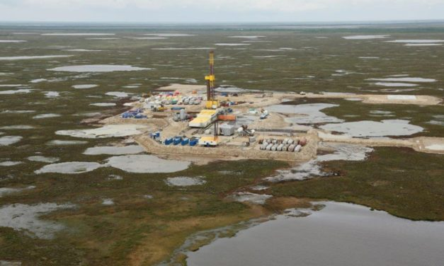 Investment decision on the North Komsomolskoye project