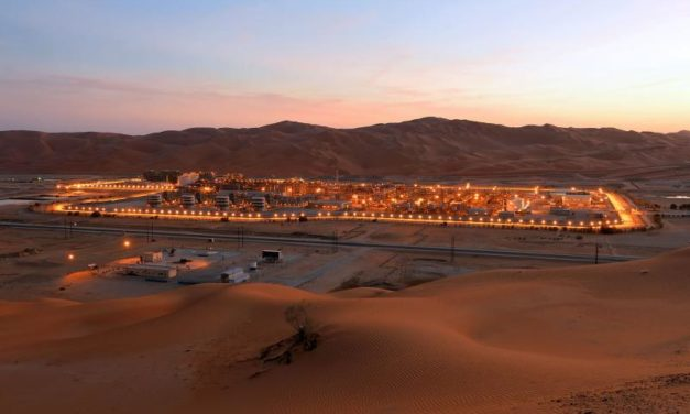Wood cements position as strategic partner to Saudi Aramco