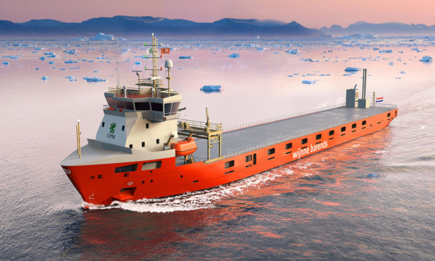 Wärtsilä customised LNG solution chosen for four next-generation short-sea cargo vessels