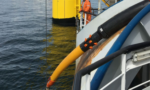 Tekmar Energy secures double award for Danish Krieger's Flak Offshore Wind Farm