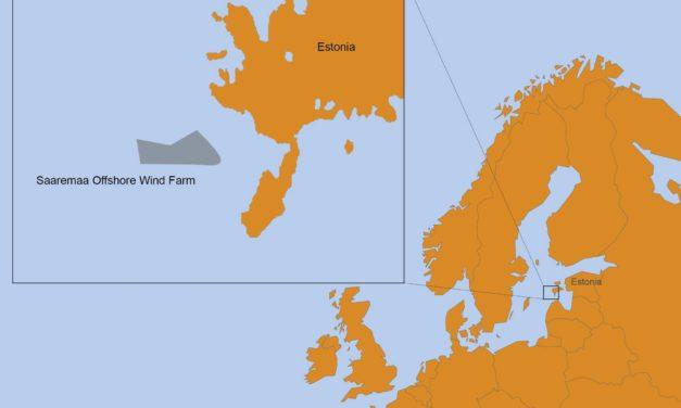 Van Oord starts cooperation on Estonian offshore wind development