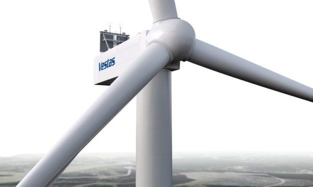 Vestas debuts the EnVentus V162-5.6 MW turbine on the Swedish wind market