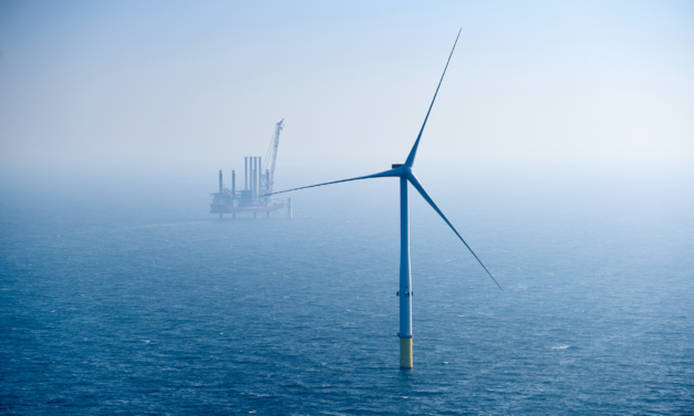 EDS HV Group Completes Scope of Work at Vattenfall's Horns Rev 3 Offshore Wind Farm