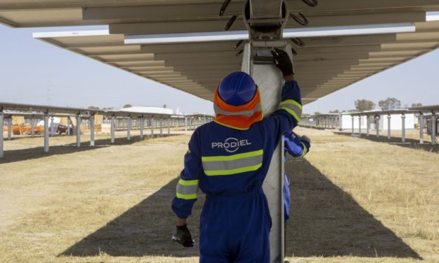 Prodiel to install 500 MW at two photovoltaic plants in Spain for Solarcentury