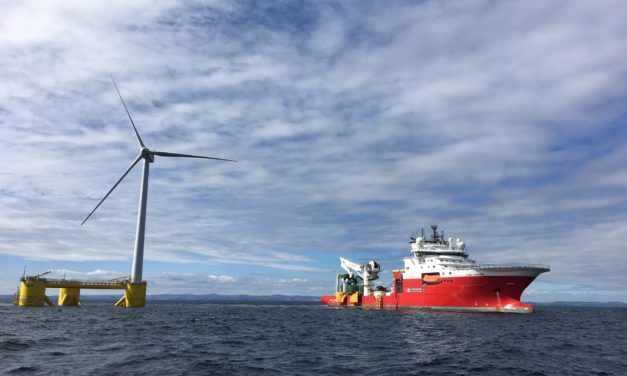 Global Offshore Lands Contract to Install Cable at the Kincardine Floating Offshore Wind Farm