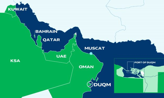 DEME and partners present HYPORT®Duqm, a large-scale green hydrogen project in Oman