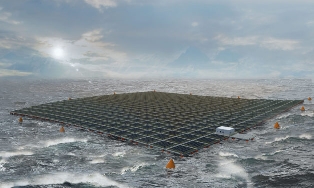 Saipem signs cooperation agreement with Equinor to develop floating solar