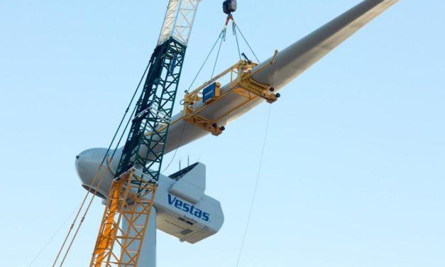 Vestas wins 202 MW order in China