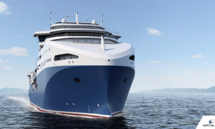 World's largest and most efficient krill trawler to be designed by Wärtsilä