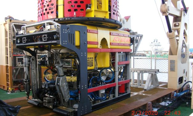 Fugro secures ROV and survey support contract with Global Marine Group