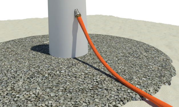Trelleborg Secures Contract from Ørsted to Supply World's Largest Offshore Windfarm with NjordGuard Cable Protection Systems