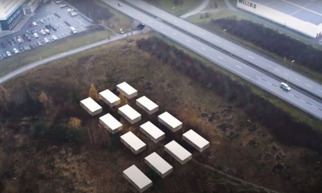 Alfen selected by Vattenfall to supply a 20MWh energy storage system in Sweden
