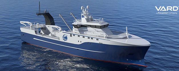 VARD contracts Hydroniq for newbuild stern trawler