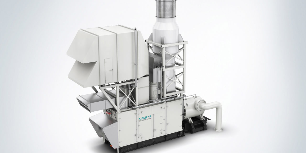 Siemens selected to supply compression equipment for pipeline expansion project in Texas