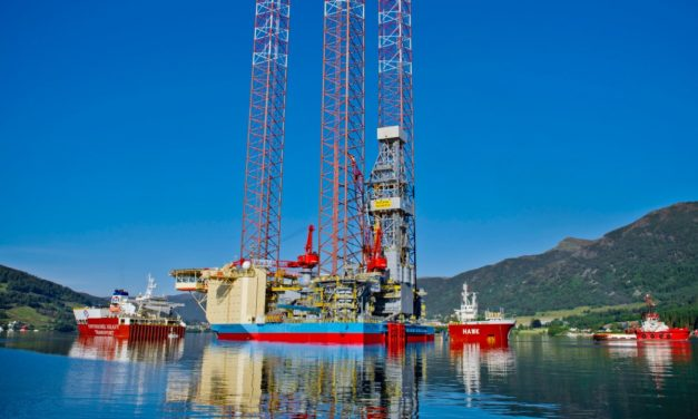 Maersk Intrepid to drill for Martin Linge