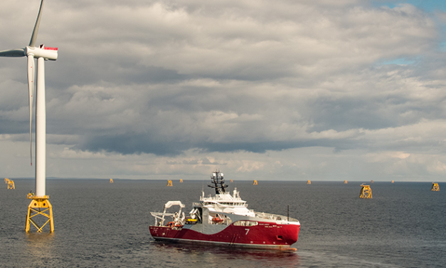 Subsea 7 secures renewables contract offshore Scotland