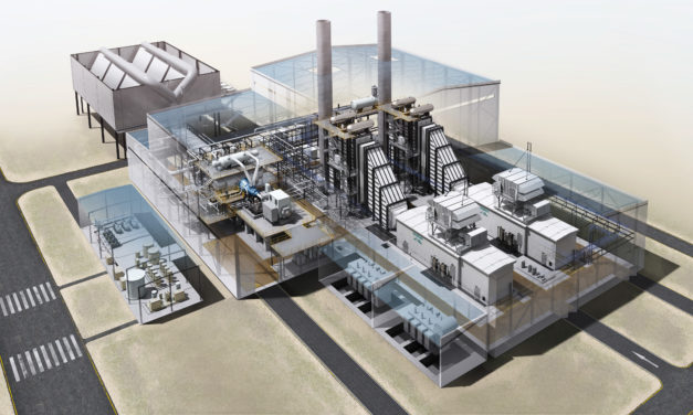 Siemens Energy delivers another highly efficient combined cycle power plant to Marl