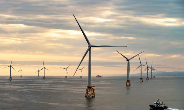 Linxon to deliver substation works for Seagreen offshore wind farm project