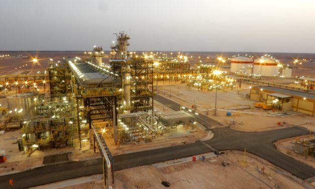 Neptune Energy announces major milestone for Touat gas facility