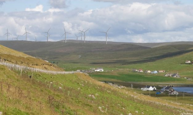 Viking approval secures £580m green recovery investment for Shetland
