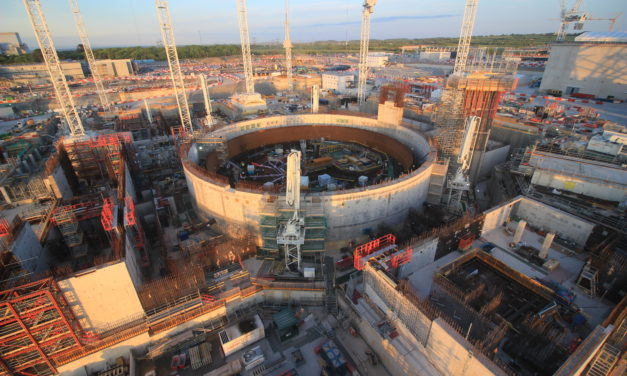 Hinkley Point C nuclear power project achieves latest major milestone on schedule