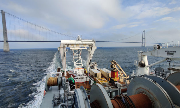 Global Offshore Proves New Pre-Lay Plough Technology on its First Project with Vattenfall