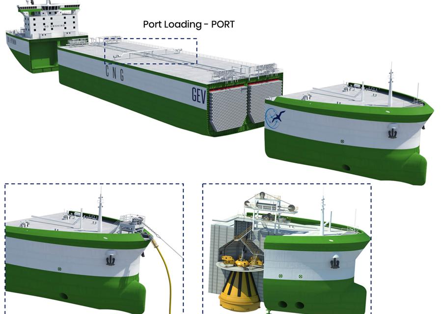 GEV secures shipyard LOI extension with CIMC Raffles