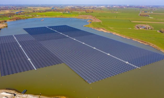 BayWa r.e. sells largest Floating-PV Park outside China