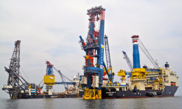 Saipem secures contract for Búzios pre-salt field in Brazil worth approximately 325 million USD
