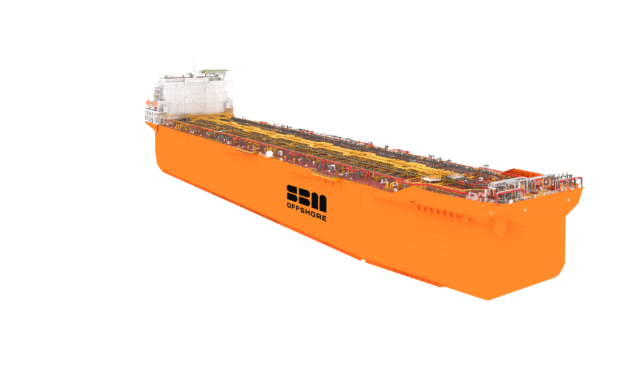 SBM Offshore completes US$600 million bridge loan for FPSO Sepetiba