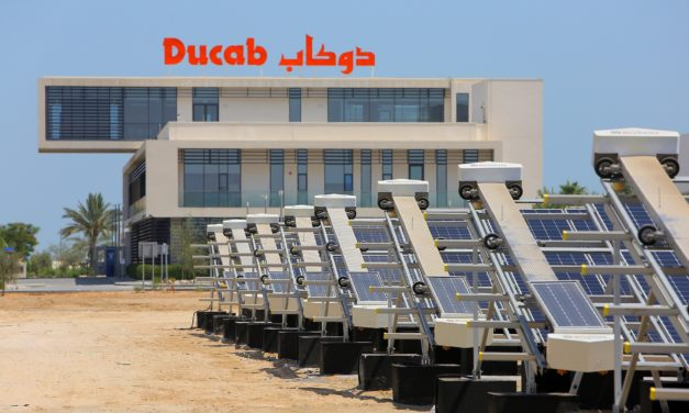 New Ducab Solar Plant to boost clean energy mix at UAE based industrial unit