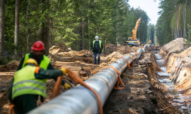 European loan for gas interconnection project between Poland and Lithuania
