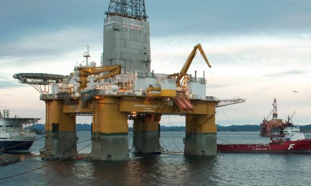 Deepsea Atlantic drilling rig returning to Johan Sverdrup