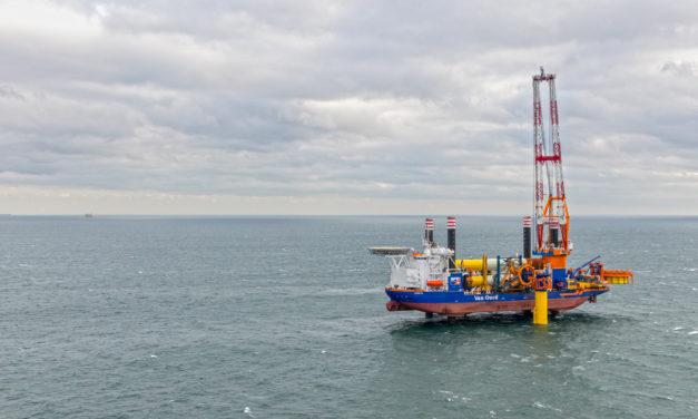 Van Oord lands contract to construct Hollandse Kust (noord) offshore wind farm