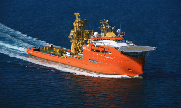 Solstad secures contract for CSV Normand Vision with Ocean Installer