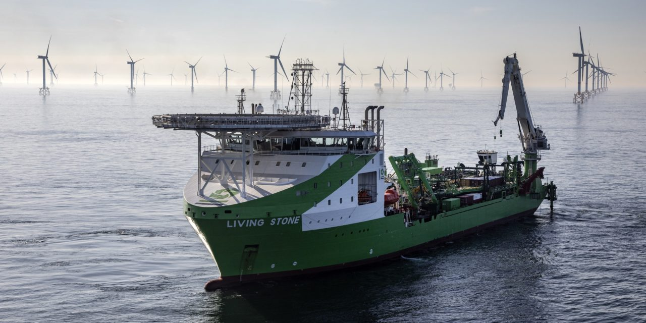 Dogger Bank Wind Farm signs contract for largest ever inter-array cable order with DEME Offshore