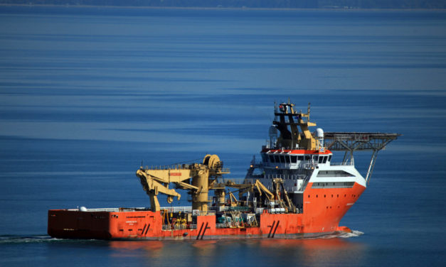 Solstad secures contract in Taiwan