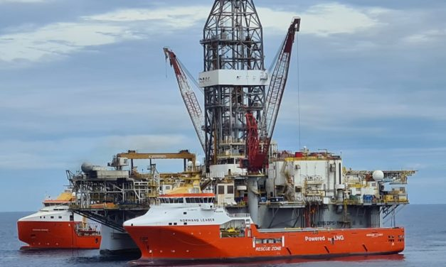 Solstad secures contract for BP's Ironbark Campaign in Australia