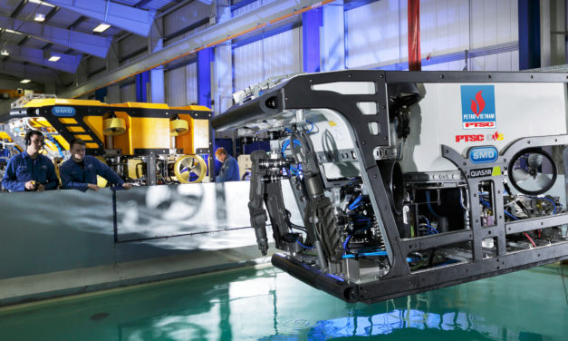 SMD secures new contract to supply ROV to Petrovietnam subsidiary