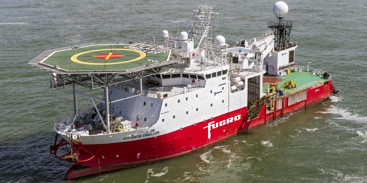 Fugro secures CrossWind site investigation contract for Hollandse Kust (noord) offshore wind farm
