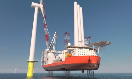 Swire Blue Ocean invests in new cranes and new build vessel