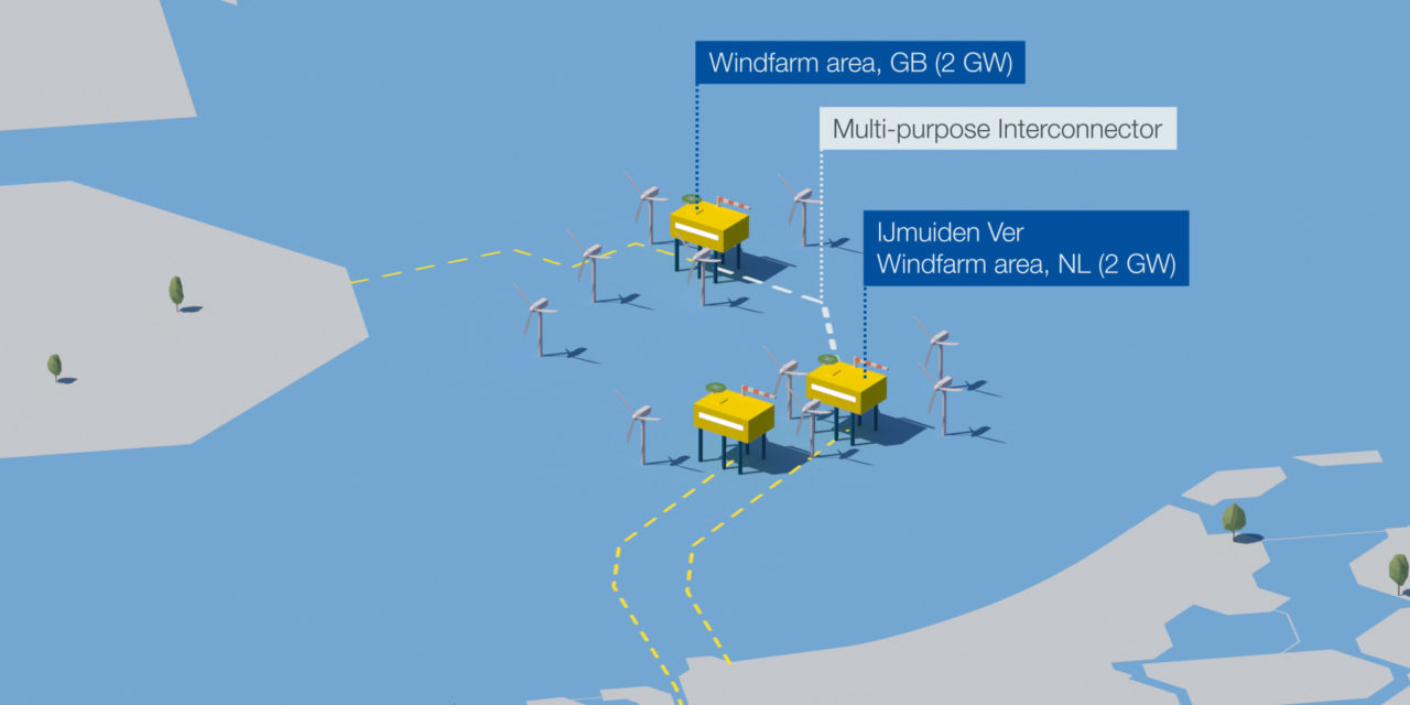 National Grid and TenneT to jointly develop vision to link offshore wind farms to Britain and the Netherlands