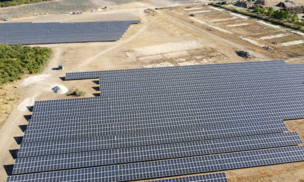 BayWa r.e. plans to double the capacity of solar park at former military site in La Martinerie