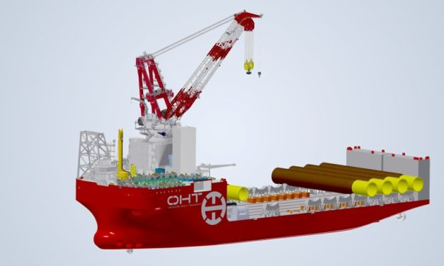 KM strengthens position in offshore wind sector with innovative solution for installation vessels