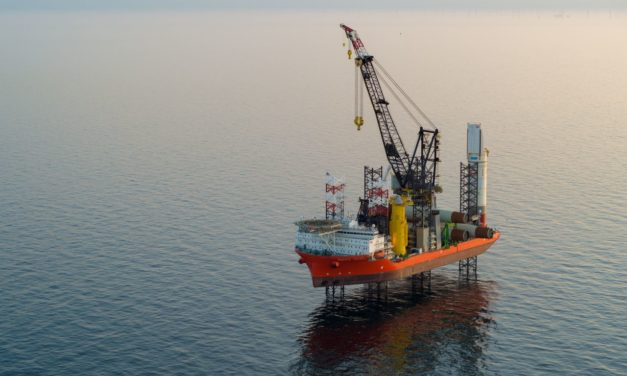 Cadeler A/S signs contract with DEME for installation campaign on Hornsea 2