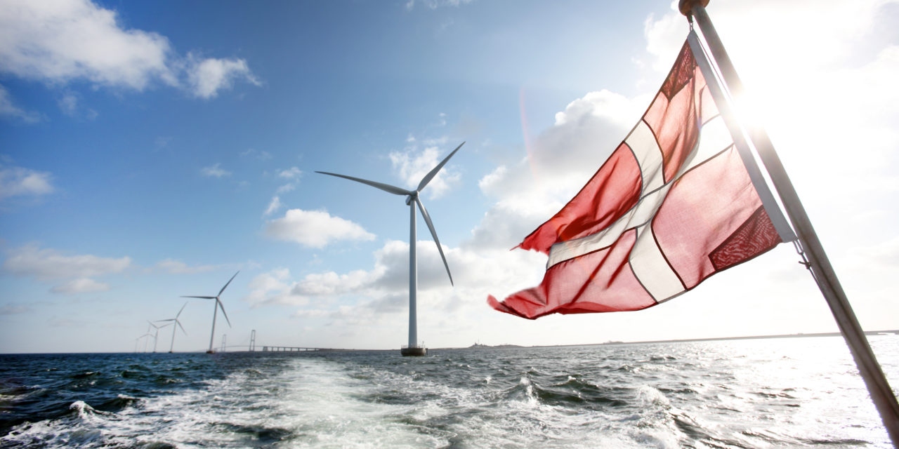 European Energy files for final permission to build 560 MW offshore wind