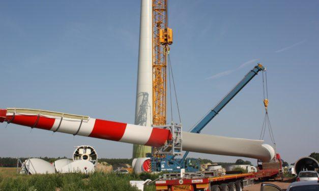 EIB and LBBW finance four wind farms near Poznan